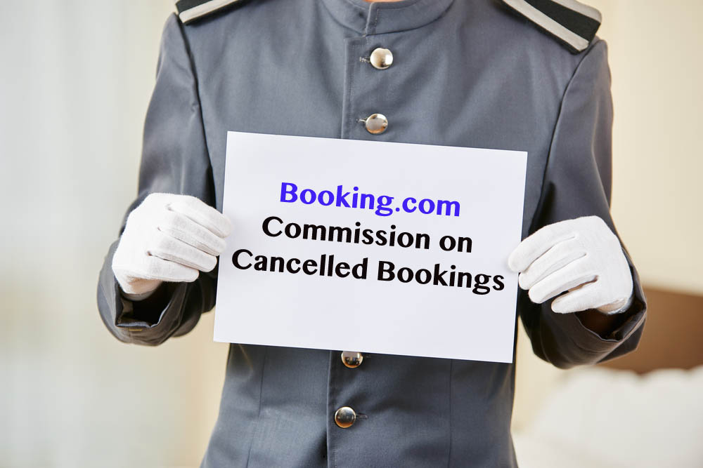 Booking.com: Commission on Cancelled Bookings